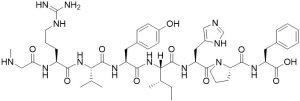Angiotensin II-[Sar1], CAS 51833-69-3 - Echelon Biosciences