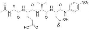 Ac-Ala-Glu-Val-Asp-pNA (Caspase 3 Substrate)