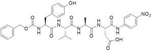 Z-Tyr-Val-Ala-Asp-pNA - Echelon Biosciences