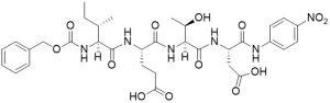 Z-Ile-Glu-Thr-Asp-pNA (Granzyme B Substrate) - Echelon Biosciences