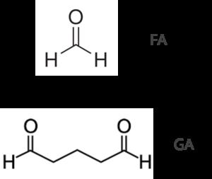 Formaldehyde and glutaraldehyde structures - Echelon Biosciences
