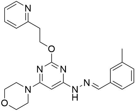 Apilimod (PIKfyve inhibitor) - Echelon Biosciences